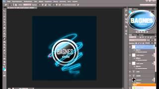 Урок 4. Создание логотипа для сайта или клана ( Photoshop cs6 )(, 2012-07-22T14:36:14.000Z)