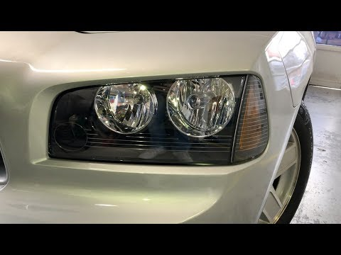 How To Replace Your 2006-2010 Dodge Charger Headlight Assembly