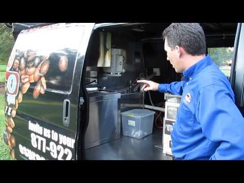 Espresso To Go Mobile Cafe Van