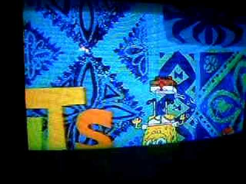 SpongeBob theme song in Spanish