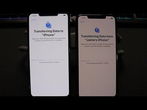 How To Transfer All Data From Old IPhone To New IPhone Without ICloud