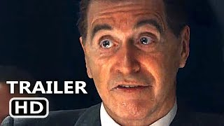 THE IRISHMAN Final Trailer (2019) Al Pacino, Robert De Niro, Martin Scorsese Movie HD