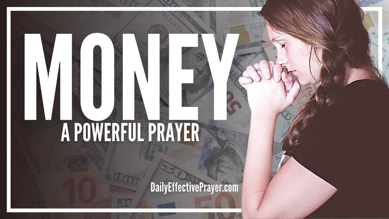 Prayer For Money | Powerful Miracle Breakthrough Money Prayers