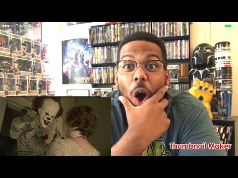 IT Official Trailer # 1 Reaction!!