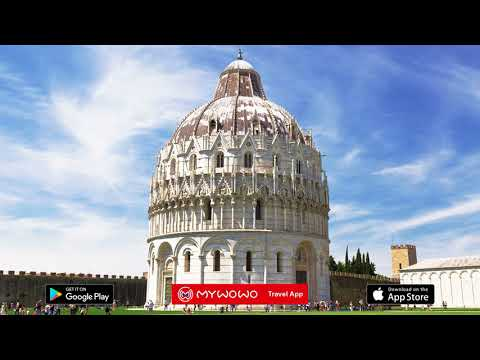 Piazza Dei Miracoli – Baptistery Exterior – Pisa – Audio Guide – MyWoWo  Travel App
