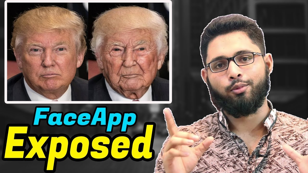 FaceApp Challenge Exposed By Muhammad Ibrahim..Islamic Video Bangla