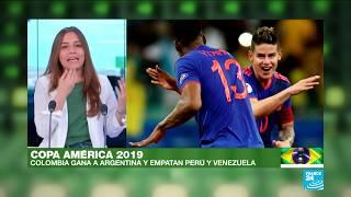 Copa América 2019: ¿es una sorpresa que Colombia le haya ganado a Argentina?