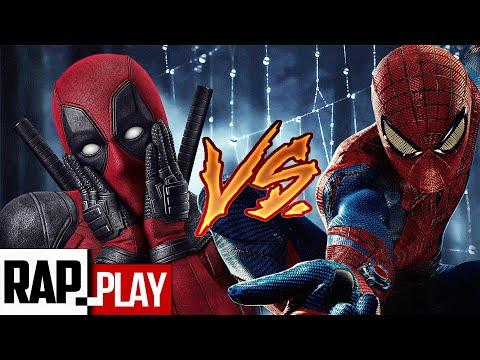DEADPOOL VS SPIDERMAN| KRONNO ZOMBER, CYCLO & ZARCORT | ( Videoclip Oficial )