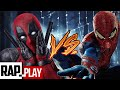 Download DEADPOOL VS SPIDERMAN| KRONNO ZOMBER, CYCLO & ZARCORT | ( clip Oficial ) MP3 song and Music Video