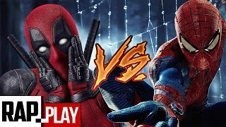 DEADPOOL VS SPIDERMAN| KRONNO ZOMBER, CYCLO & ZARCORT | ( Videoclip Oficial )