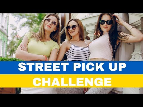 Ukraine Girls Street Pickup Challenge - Watch Us Pick Up Beautiful Ukrainian Women