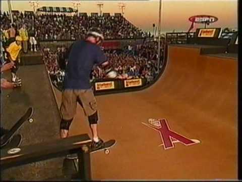 RAD - X-Games Vert Best Trick 1999