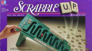 Ep 4: Scrabble UP Board Game Review (Milton Bradley 1994)