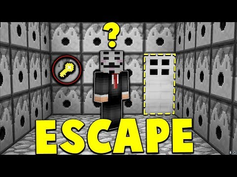 HACKER ESCAPE ROOM! (Catching Hackers)