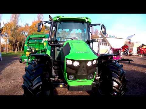 2019 Deutz-Fahr 5100G 3.8 Litre 4-Cyl Diesel Tractor (92 / 97 HP)
