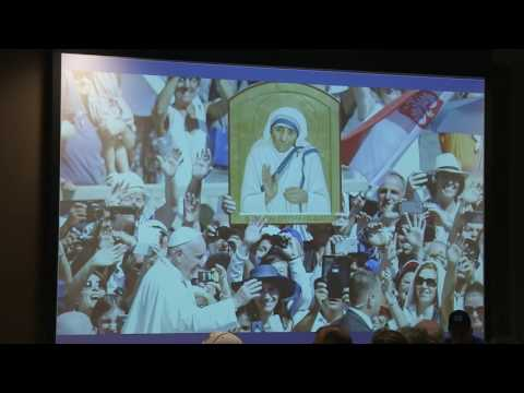 St. Teresa of Calcutta, On the Occasion of her Canonization