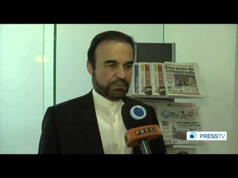 Iran's ambassador to International Atomic Energy Agency in an exclusive interview with Press TV