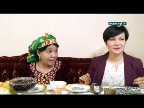 """Kazakhstan recipe for friendship"" #1 (16.03.2016)-Kazakh TV-ru"
