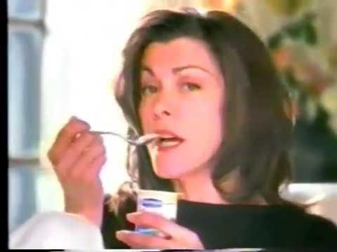 Dannon ad wWendie Malick, 2000
