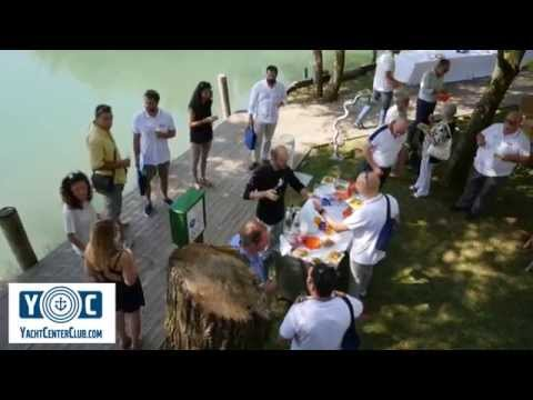 Yacht Center Club - video 1 - MEETING - 28/29 August 2015 - wellcome cocktails