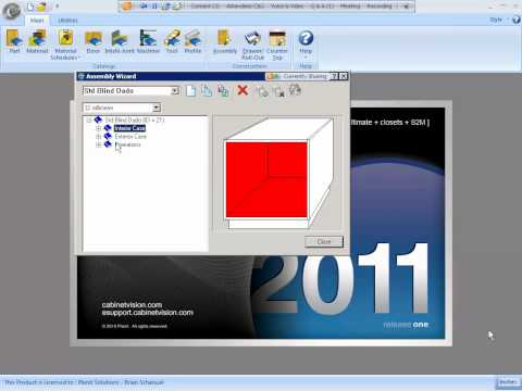 October 2010 CV Tech Tuesday Webinar - Blind Dado