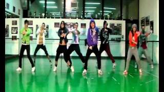 "HipHop Choreographies ""Like a g6"" ""How low remix"" ""Blind"" ""Tear da roof(Step up)"" by Black Pearls"