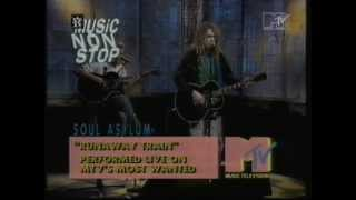 Soul Asylum - Runaway Train (from Mtv's Most Wanted) (1994) - Mtv's Music Non Stop