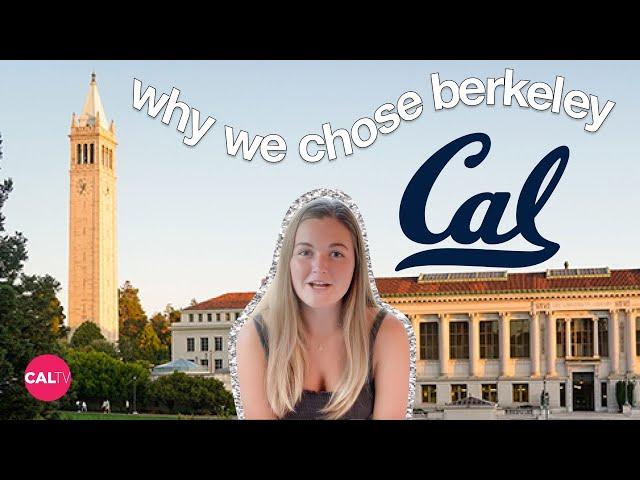 Why We Chose Berkeley