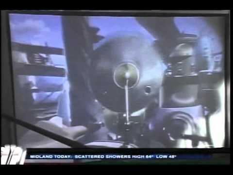 Sloan Museum Robot Exhibit
