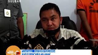 Kasus Pencabulan Anak | Seputar iNews Sulbar | 08-09-2020