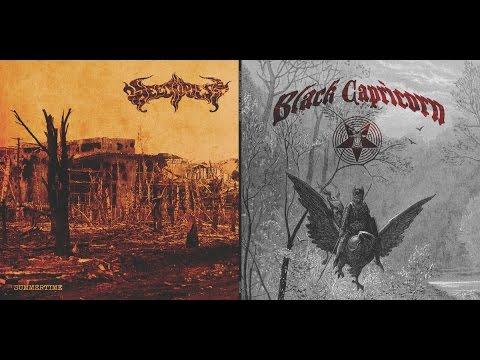 Black Capricorn ✠ Weed Priest Split MMXVI  (Full EP 2016)