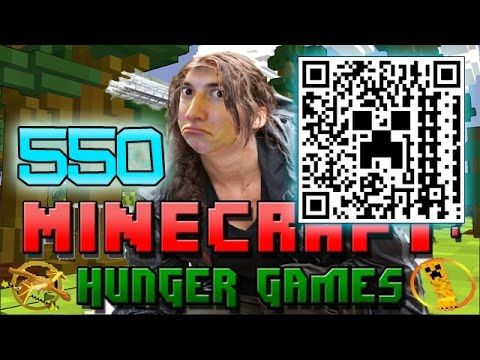 Minecraft: Hunger Games w/Mitch! Game 550 - THE BARCODE SUPER PLAYER