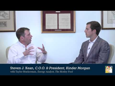 The Appeal of MLPs for Energy Investors | Interview with Steven Kean, Kinder Morgan President & COO