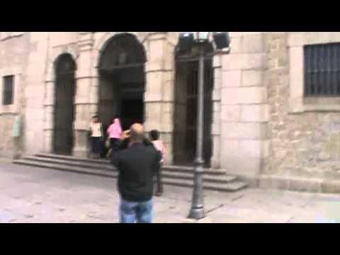 Avila Spain  Cosmos Tour