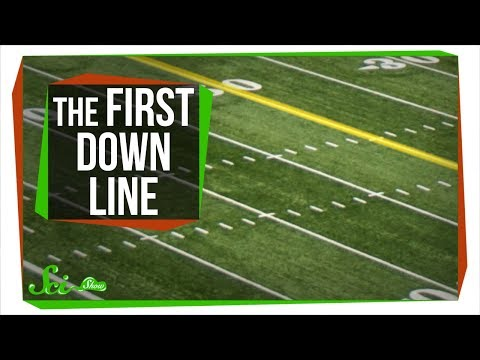 The Science Behind Football's First-Down Line