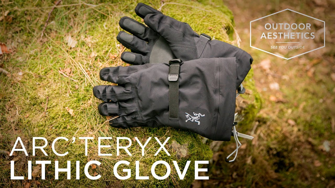 arcteryx gloves review