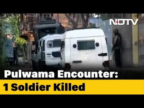 Soldier Killed In