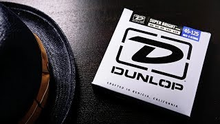 Dunlop Strings: Super Bright Bass