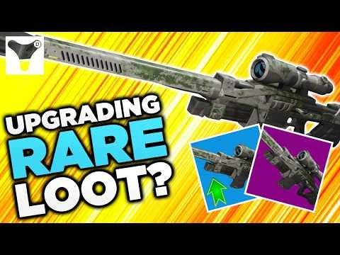 Destiny 2: Turn Rare Guns Into Legendary Weapons [GUNSMITH QUEST IDEA]