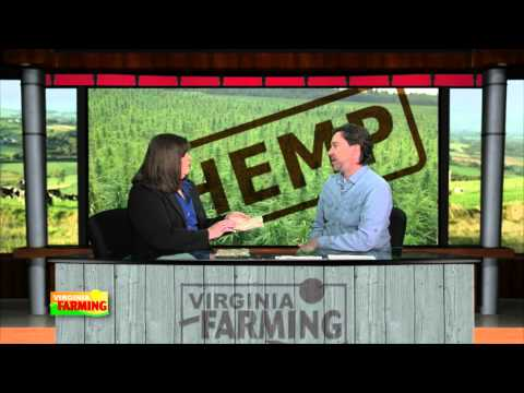 The possibilities stemming from hemp production with Jason Amatucci