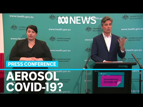 Deputy CMO provides COVID-19 update for Thursday 9 July | ABC News