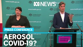 Deputy CMO provides COVID-19 update for Thursday 9 July   ABC News