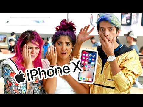 THEY SNATCHED US THE LAST IPHONE X | LOS POLINESIOS VLOGS