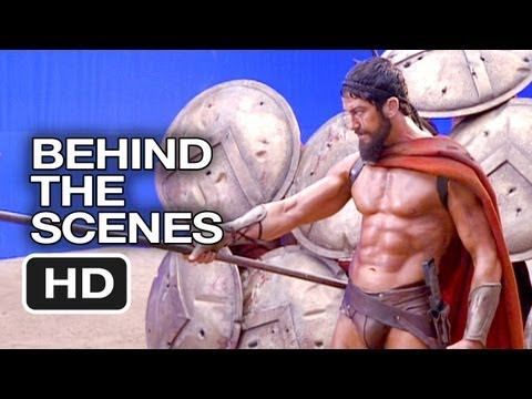 300 Behind The Scenes Workouts (2006) Gerard Butler Movie HD