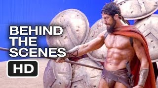 300 Behind The Scenes - Workouts (2006) - Gerard Butler Movie HD