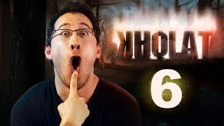 SCARY COLD NOTHINGNESS | KHOLAT Horror Game - Part 6