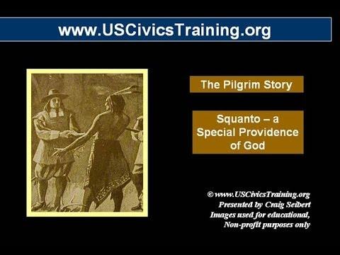 The Pilgrims Story 07  - The Story of Squanto