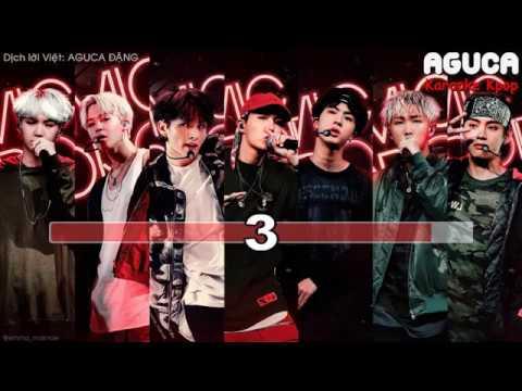 [Karaoke Việt] MIC DROP (Steve Aoki Remix) - BTS