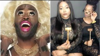 Khia (Scorpio) was RIGHT to Leave the Queens Court, TS Madison (Libra)  & Funky Dineva (Leo)