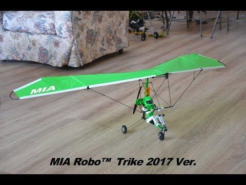 MIA Robo™ Trike RC Microlight Kit